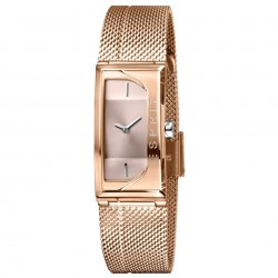 Ceas de dama, Esprit, ES1L015M0035, Auriu roze