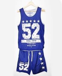 Compleu sport bărbaţi STEGOL PE17DSPP-835-BLUE