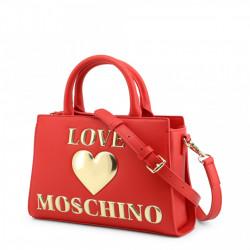 Geanta de mana, dama, Love Moschino, JC4034PP1BLE, Rosu