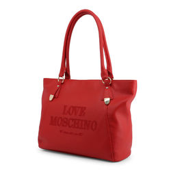 Geantă shopper, dama, Love Moschino, JC4285PP08KN_0500, Rosu