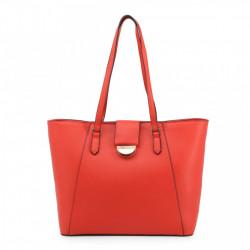 Geanta shopper, dama, Valentino, FALCOR-VBS3TP01, Rosu