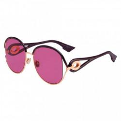 Ochelari de soare, dama, Christian Dior, DIORNEWVOLUTE_S9E57VC, Negru