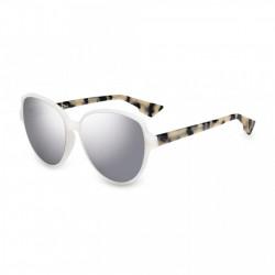 Ochelari de soare, dama, Christian Dior, DIORONDE2_X6158DC, Alb