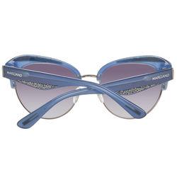 Ochelari de soare, dama, Guess by Marciano, GM0777 5590B, Argintiu