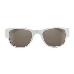 Ochelari de soare pliabili unisex SunFold, ES4, Alb