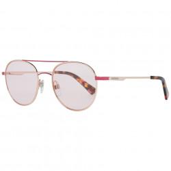 Ochelari de soare, unisex, Diesel, DL0287 5074S, Auriu roze