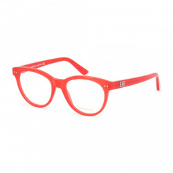 Rame ochelari, dama, Balenciaga, BA5088-52_066, Rosu