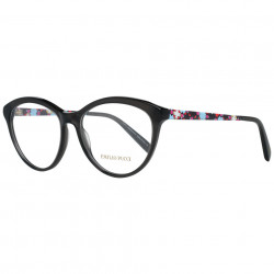 Rame ochelari dama, Emilio Pucci, EP5067 53005, Negru