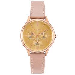Ceas de dama, Gant, GTAD05400699I, Auriu Roze