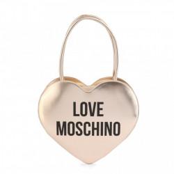 Geanta de umar, dama, Love Moschino, JC4223PP0AKD, Auriu roze