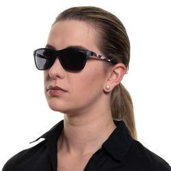 Ochelari de soare, dama, Esprit, ET17887 57538, Negru