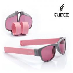 Ochelari de soare pliabili unisex SunFold, PA1, Gri