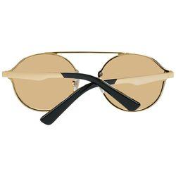 Ochelari de soare, unisex, Web, WE0181 5830G, Auriu