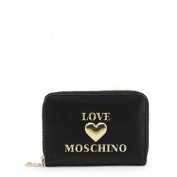 Portofel dama, Love Moschino, JC5610PP1BLE, Negru