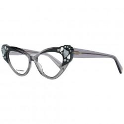 Rame ochelari, dama, Dsquared2, DQ5290 53020, Gri