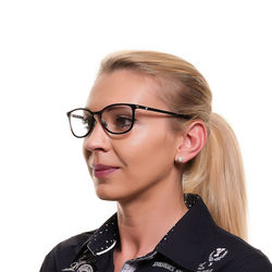 Rame ochelari, dama, Web, WE5179 54002, Negru