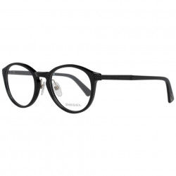 Rame ochelari unisex, DIESEL, DL5233 49001, Negru