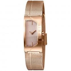 Ceas de dama, Esprit, ES1L045M0045, Auriu roze