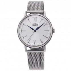 Ceas de dama Orient, RA-QC1702S10B, Argintiu