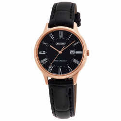 Ceas de dama Orient, RF-QA0007B10B, Auriu roze