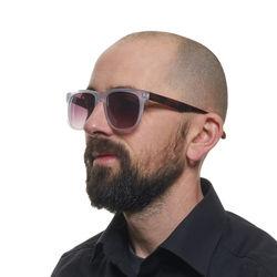 Ochelari de soare, barbati, Guess, GU6913 5626F, Alb