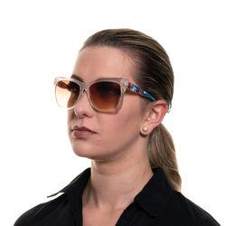 Ochelari de soare, dama, Emilio Pucci, EP0050 5925Z, Transparent