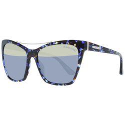 Ochelari de soare, dama, Guess by Marciano, GM0753 5792B, Albastru