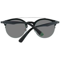 Ochelari de soare, unisex, Web, WE0192 4901N, Negru