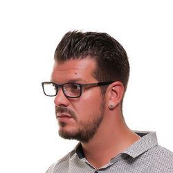 Rame ochelari, barbati, Diesel, DL5196 54091, Albastru