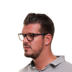 Rame ochelari, barbati, Web, WE5218 54052, Maro
