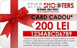 Card Cadou 200 lei