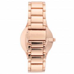 Ceas de dama, Juicy Couture, JC/1126WTRG, Auriu roze