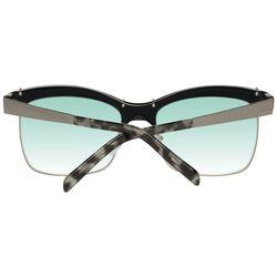 Ochelari de soare, dama, Emilio Pucci, EP0058 5601W, Auriu