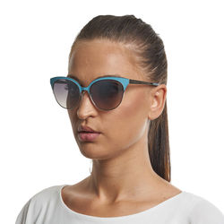 Ochelari de soare, dama, Guess by Marciano, GM0751 5684C, Argintiu