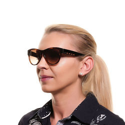 Ochelari de soare, dama, Tods, TO0225 5653F, Maro