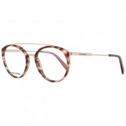 Rame ochelari, unisex, Dsquared2, DQ5293 51075, Maro