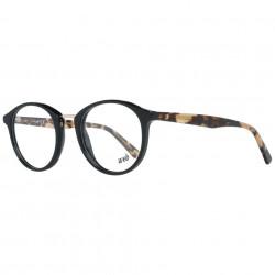 Rame ochelari unisex, Web, WE5222 48005, Negru