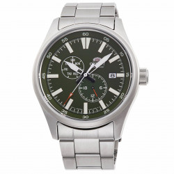 Ceas barbatesc Orient, Automatic, RA-AK0402E10B, Argintiu