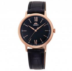 Ceas de dama Orient, RA-QC1703B10B, Auriu roze