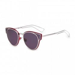 Ochelari de soare, dama, Christian Dior, DIORSCULPT_R7U63C6, Argintiu