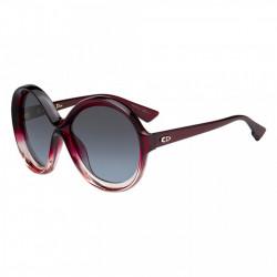 Ochelari de soare, dama, Christian Dior, RBS DIORBIANCA_0T558I7, Rosu