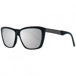 Ochelari de soare, dama, Rodenstock, R3301-C-5614-135-V918-E49, Negru