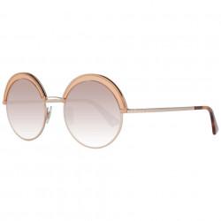 Ochelari de soare, dama, Web, WE0218 5172Z, Auriu roze