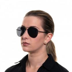 Ochelari de soare, unisex, Skechers, SE6010 5605A, Negru