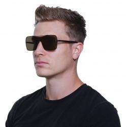 Ochelari de soare, unisex, Web, WE0202 0036Q, Maro