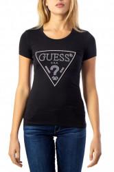 Tricou dama, Guess Jeans, 148871, Negru