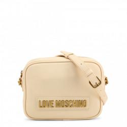 Geanta crossbody, dama, Love Moschino, JC4071PP1BLK, Alb