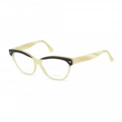 Rame ochelari, dama, Balenciaga, BA5010-55_05A, Crem