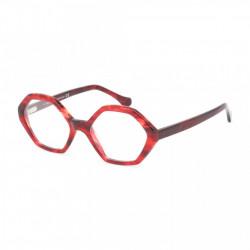Rame ochelari, dama, Balenciaga, BA5030-54_068, Rosu