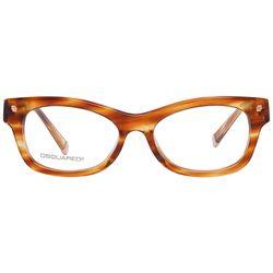 Rame ochelari, dama, Dsquared2, DQ5085 52047, Maro